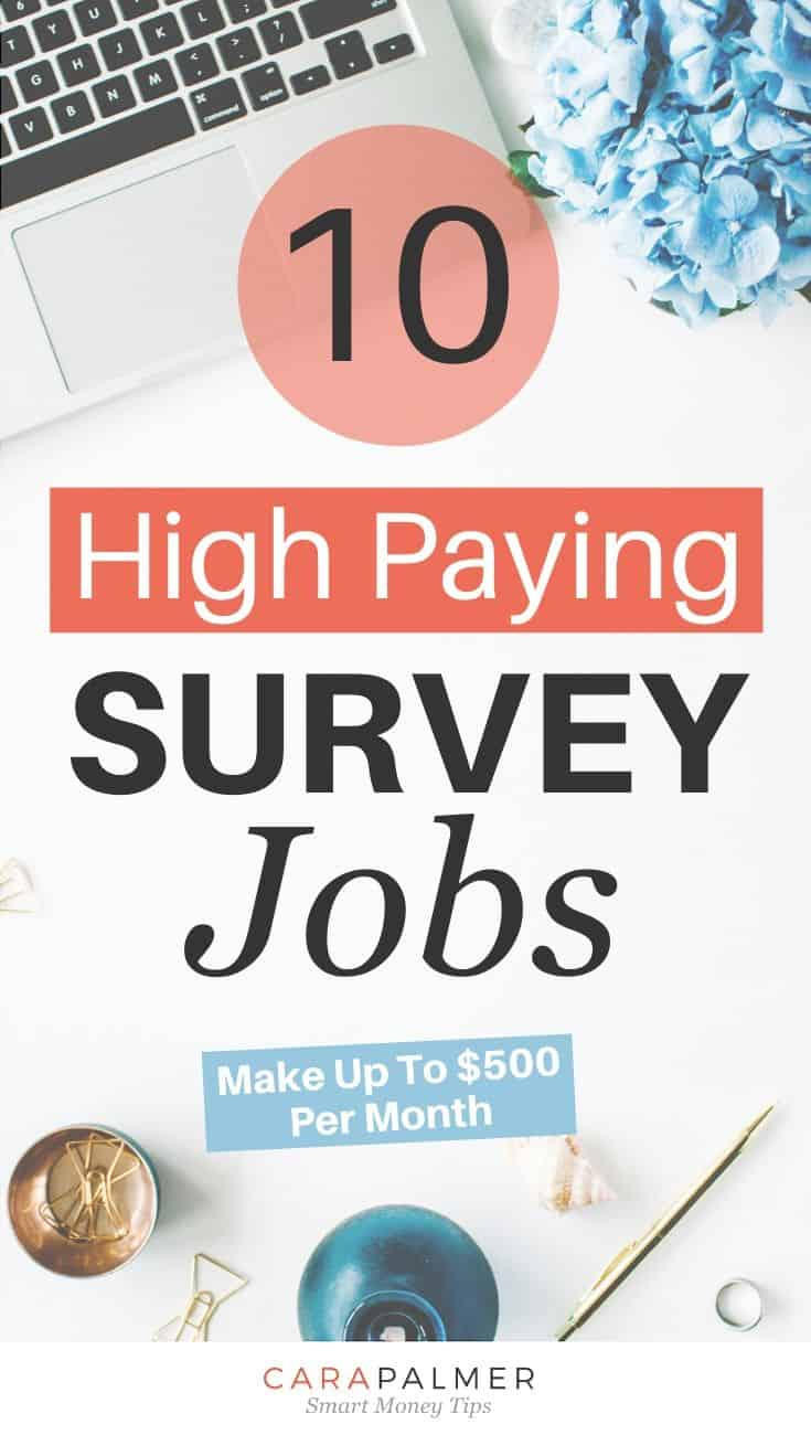 Highest Paid Survey Sites