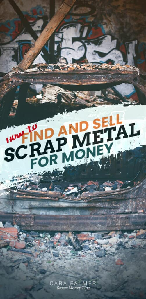How To Sell Scrap Metal Near Me