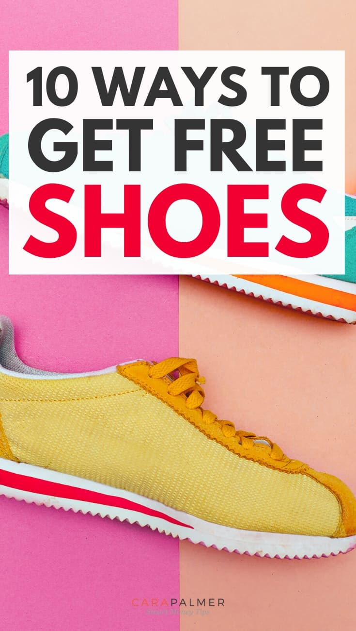 Here are 10 different ways that you can get free shoes, even Nike shoes
