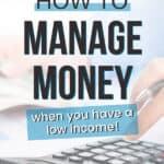 how to manage finances