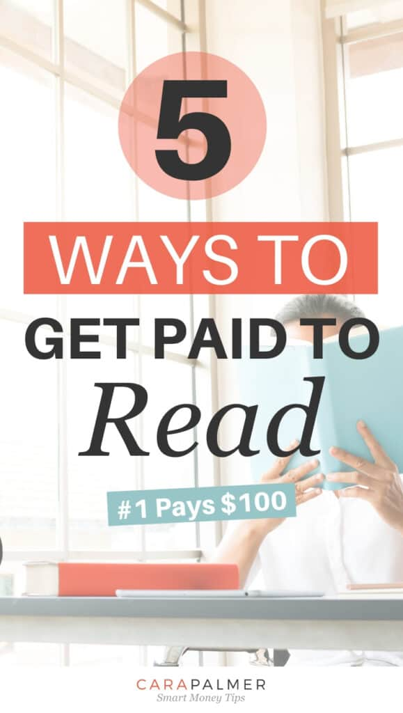 Get Paid To Read And Review Books.
