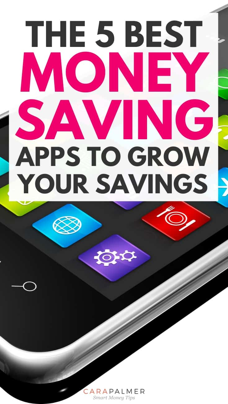 Apps To Help You Save Money