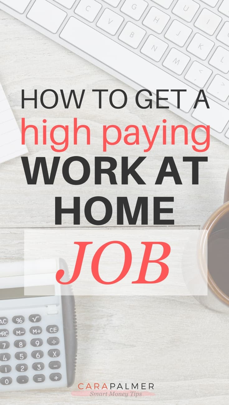 Work At Home Jobs That Don't Require Any Money To Get Started