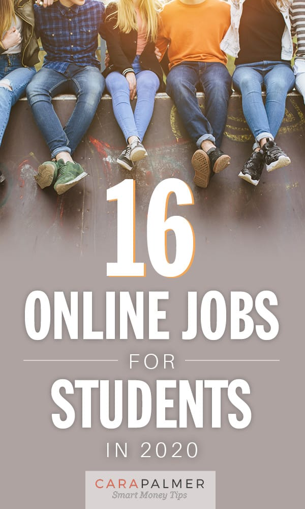Students Can Find Jobs Online