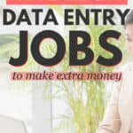 part time work from home data entry