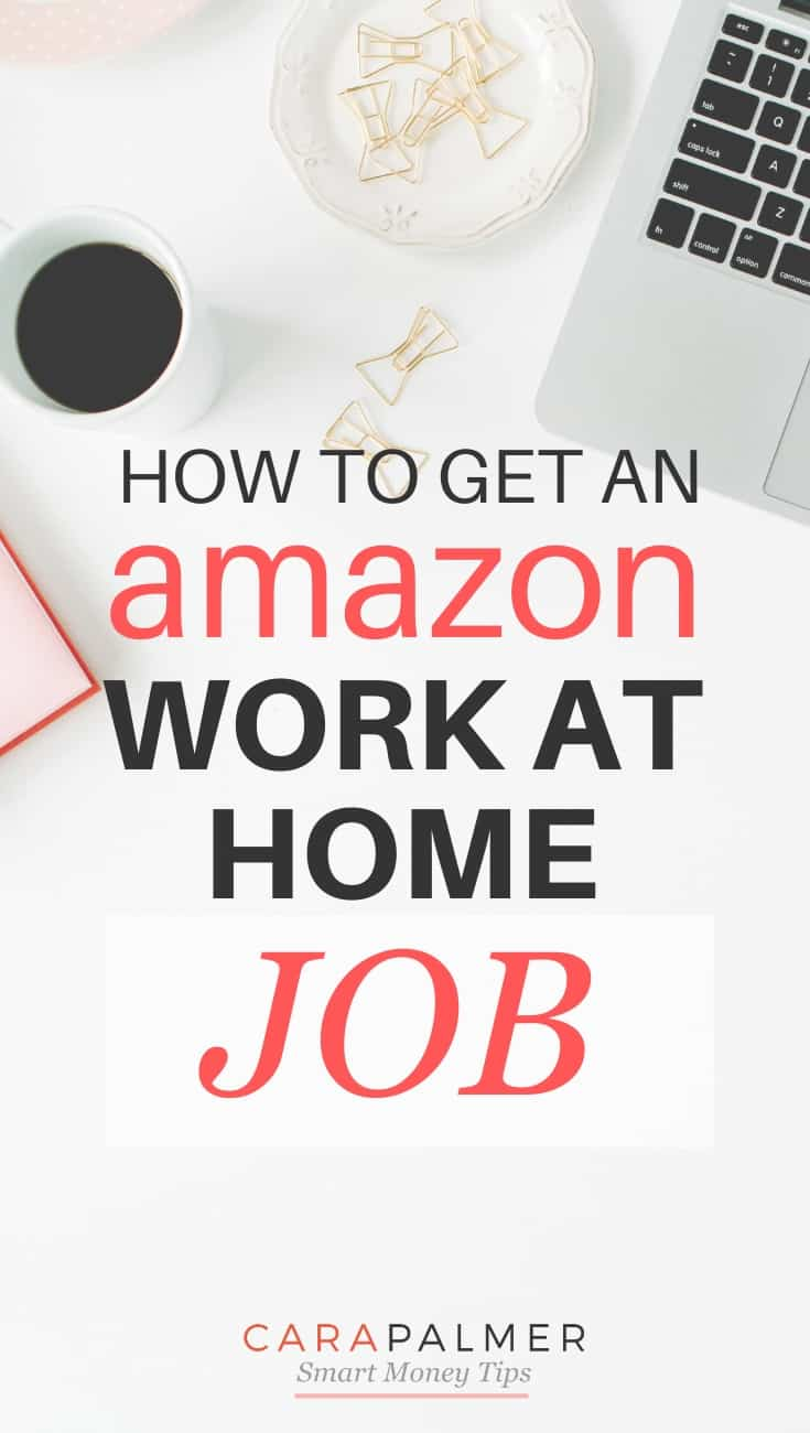 Amazon Is Hiring For Work At Home Jobs