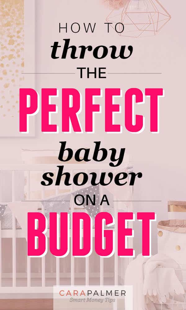Baby Shower Ideas For Any Budget