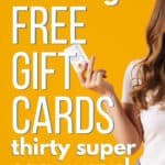 free gift card codes