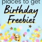 free things on your birthday