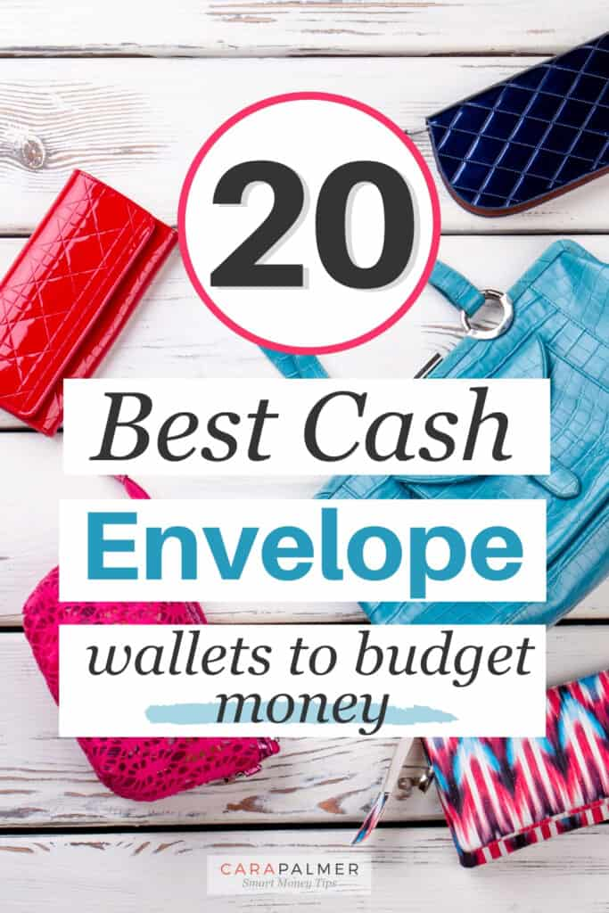 Cash Envelope Wallets To Help You Save Money