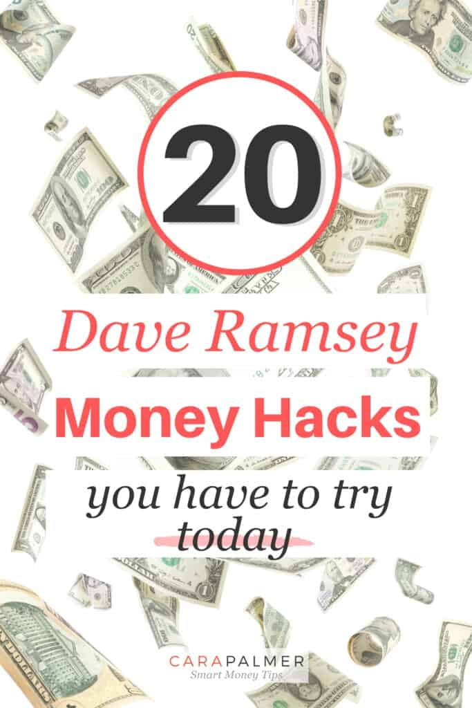 Tips From Dave Ramsey That You Have To Try Today!