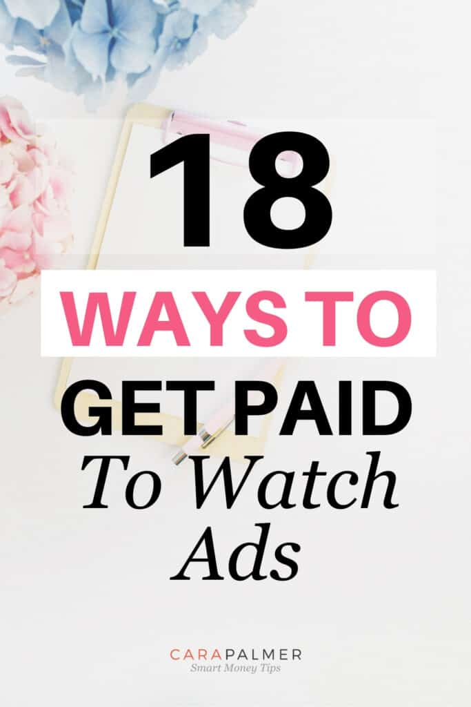 earn by watching ads