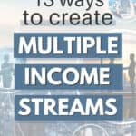 different ways to create additional income streams