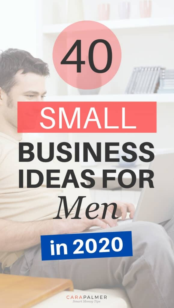 Business for men