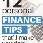 12 financial tips for young adults