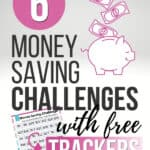 save 1,000 in one year with this savings tracker