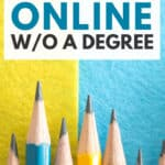 Make money teaching without a degree