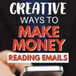 make money reading emails