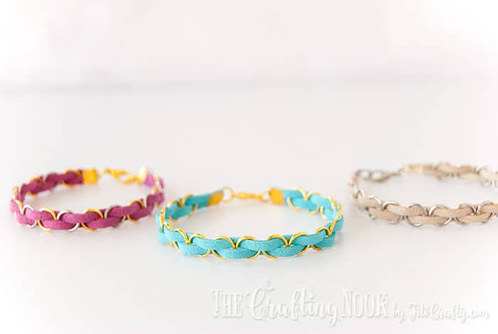 crafts to make and sell - DIY braided bracelet