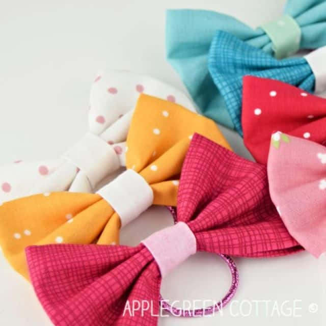 hair bow is most popular crafts to sell