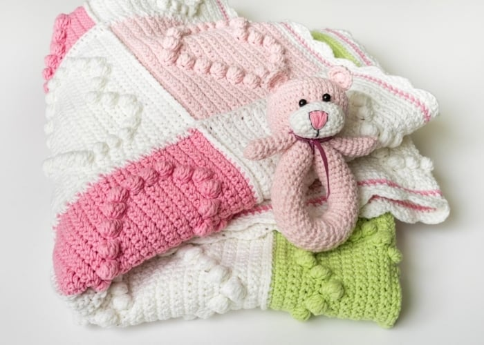most profitable products to sell is baby blanket