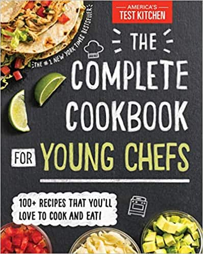 cookbook as birthday presents for 12 year olds