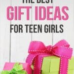 pink and green gift ideas for 12 year old girl