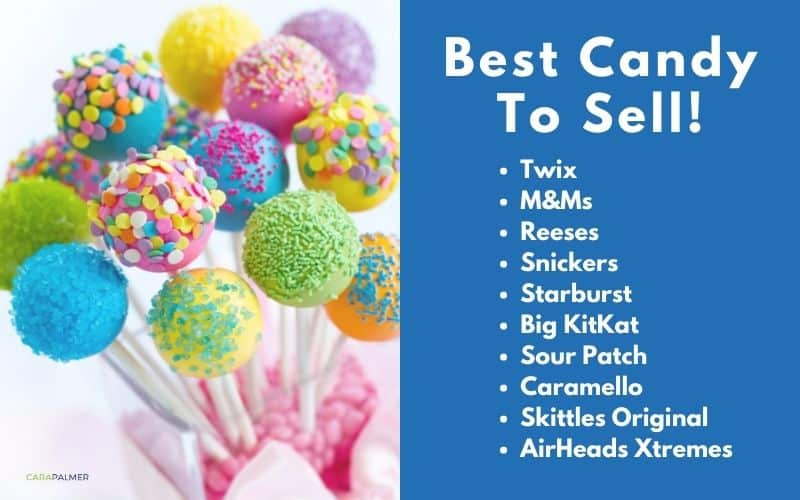 unique things to sell in candy