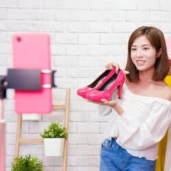 girl will sell shoes for cash online