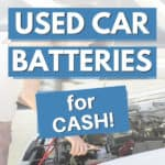 learn who buys car batteries for cash
