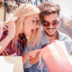 couple that will buy now pay later no credit check