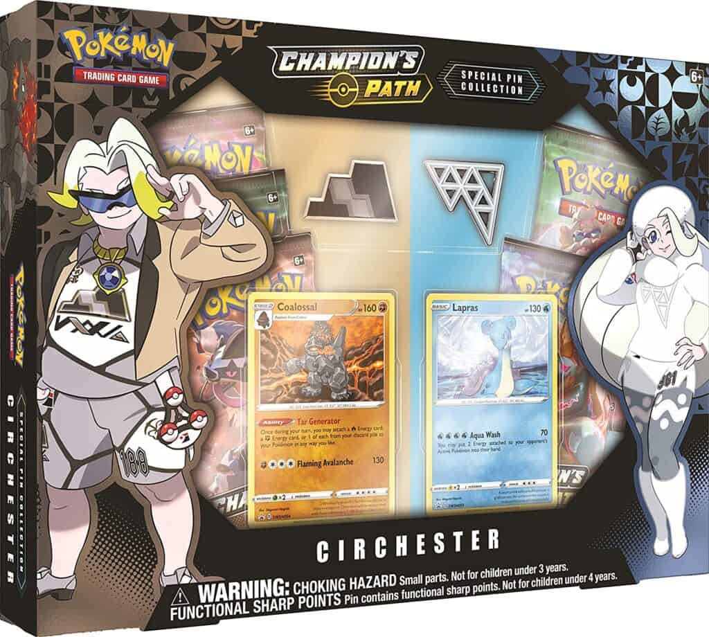 kit with pokemon cards is the perfect gift