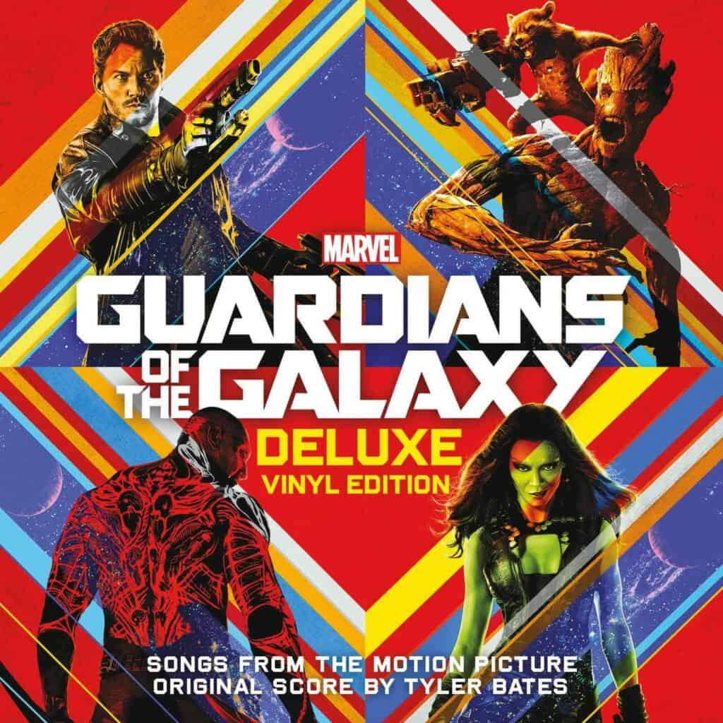 guardians of the galaxy vinyl for young and old